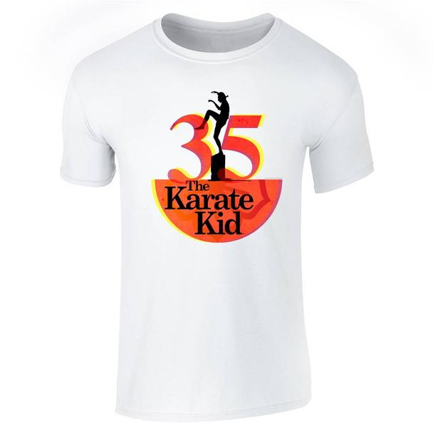 35Th Anniversary The Karate Kid Shirt