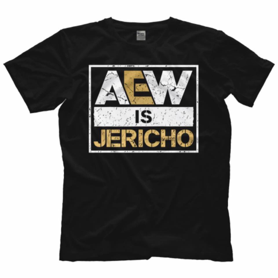 AEW Is Jericho Shirt