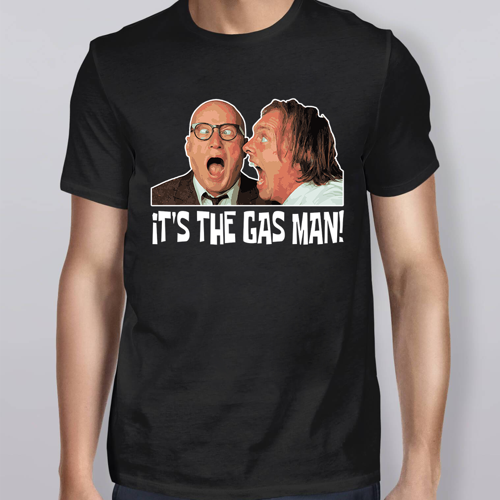 Eddie & Richie It's The Gas Man Shirt