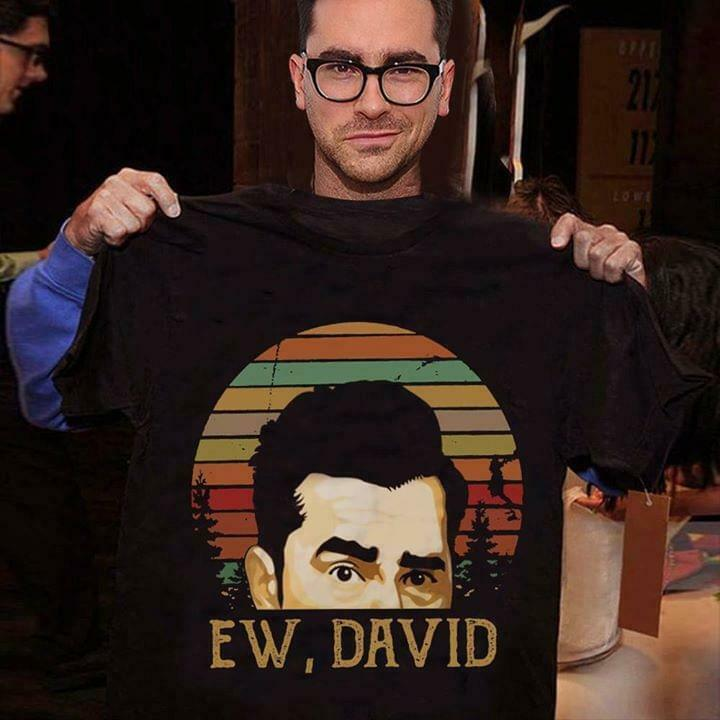 EW David Schitt's Creek The TV Series Vintage Shirt