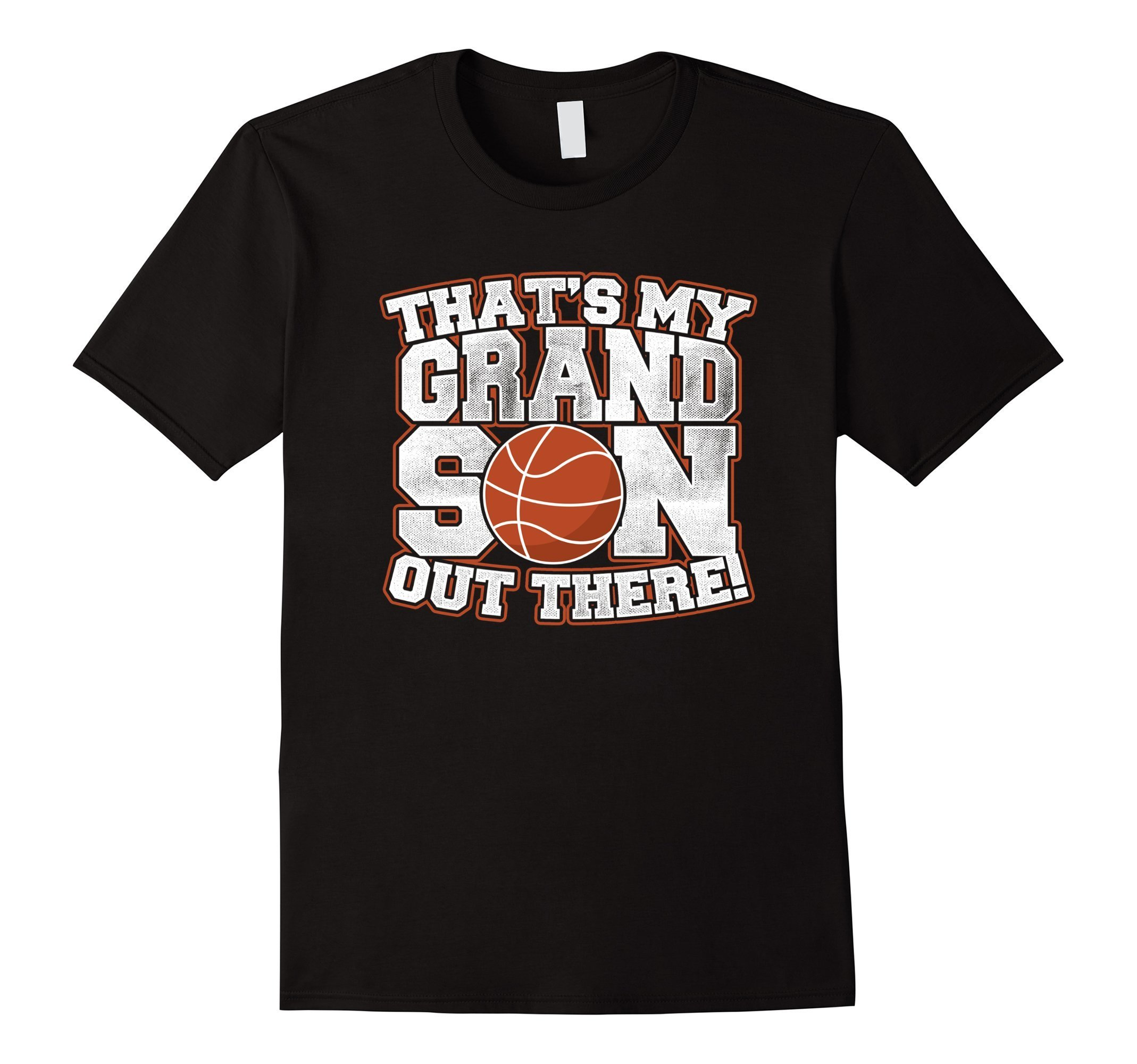 That's My Grandson Out There Basketball T-Shirt