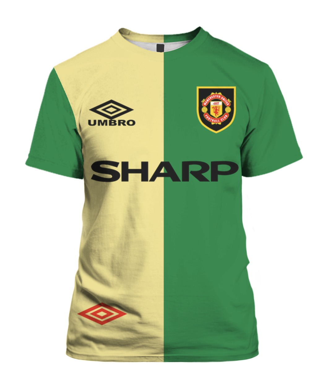 Manchester United Away 1992 - 1994