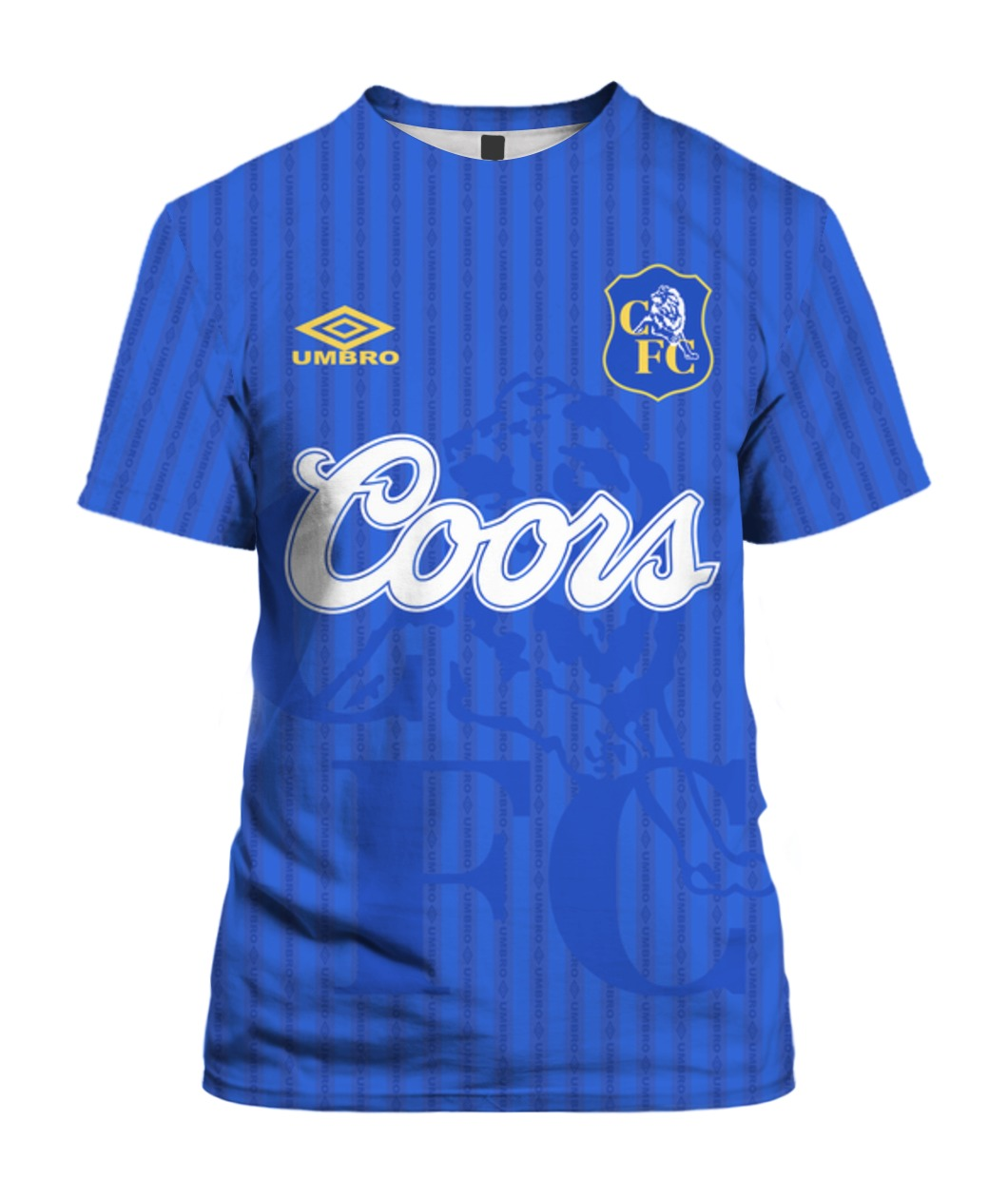 1995-97 Chelsea T-Shirt - newday.store Shirts   Shop Funny ...